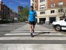 ASICS FuzeX: Las Fuzex rodando por Barcelona.
