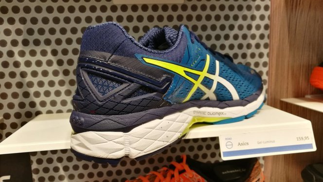 outlet for sale great deals attractive designs ASICS Gel Luminus 2 - Análisis y opinión - ROADRUNNINGReview.com