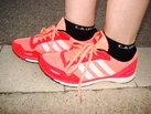 Adidas Adizero Adios 3 W: Reflectantes en 360