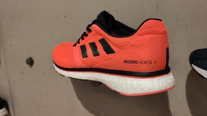 Adidas Adizero Adios 4 Análisis y opinión