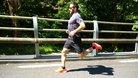 Adidas Tempo 8: Stableframe en acción