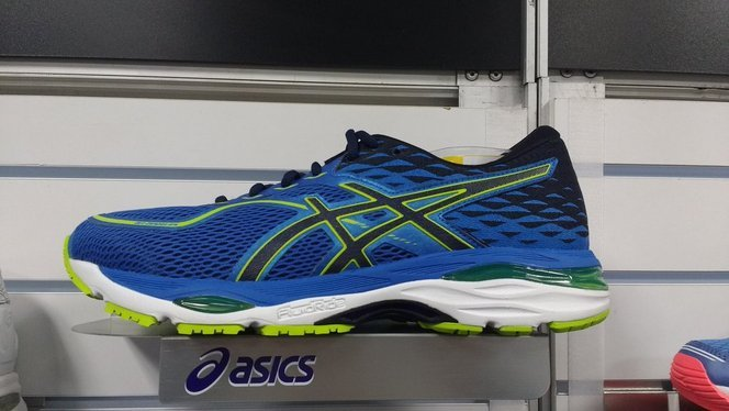 asics cumulus 19 review