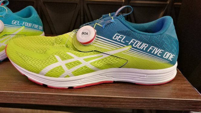 Asics Gel Four Five One
