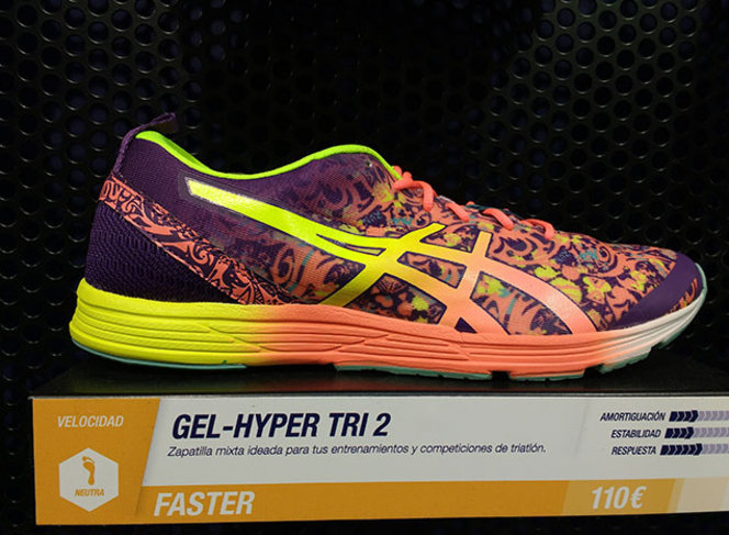 asics hyper tri 2 review