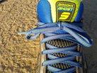 Brooks Ghost 9: Brooks Ghost 9: detalle de la zona de los cordones