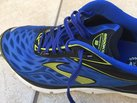Brooks Transcend 3: brooks transcend 3-perspectiva del upper micromallado