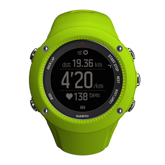 Suunto Ambit3 Run Lime