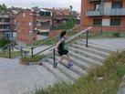 Mizuno Wave Inspire 13: Escaleras. Por agarre no será - Mizuno Wave Inspire 13