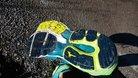 Mizuno Wave Rider 19: Mizuno Wave Rider 19, suela sobria pero eficaz, apenas tiene desgaste tras 300 kms