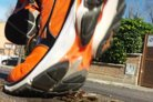 Mizuno Wave Rider 20: La suela de las Mizuno Wave Ride 20 aporta flexibilidad a la zapatilla