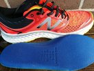 New Balance Fresh Foam 1080 v7: Las plantillas Ortholite de estas New Balance Fresh Foam 1080 1080v7