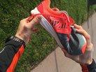 New Balance Vazee Rush: New Balance Vazee Rush-torsión de la zapatilla por la puntera