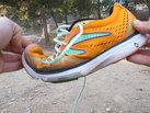 Newton Running Fate: La parte más flexible de la zapatilla se encuentra en la parte delantera