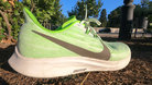 Nike Air Zoom Pegasus 36: Arrugas patentes desde prácticamente la primera salida pero que no afectan en carrera