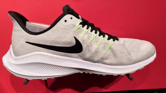 e0a008da2fc Nike Air Zoom Vomero 14 - Análisis y opinión - ROADRUNNINGReview.com