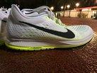 Nike Zoom Streak 6: Nike Zoom Streak 6-Primeras series en tartán mojado