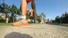 On Running CloudStratus: Zona delantera cómoda incluso sin calcetín