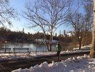 Salomon Sonic: Salomon Sonic en la meca del running, Central Park
