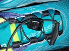 Salomon X-Scream 3D W: SALOMON X-SCREAM 3D: Sistema Quicklace, insignia de la marca francesa