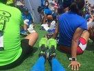 Saucony Ride 9: Así quedan después de una marathon