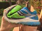 Saucony Ride 9: zapatillas muy flexibles