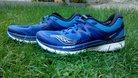 Saucony Triumph ISO 3: Saucony Triumph ISO 3, zapatillas neutras de entrenamiento.