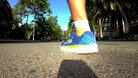 Skechers GOrun Max Road 3 Ultra: La zona media del pie es protagonista durante la pisada