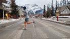 Skechers GOrun Razor 3 Hyper Burst: Corriendo con ellas por Banff, Columbia Británica