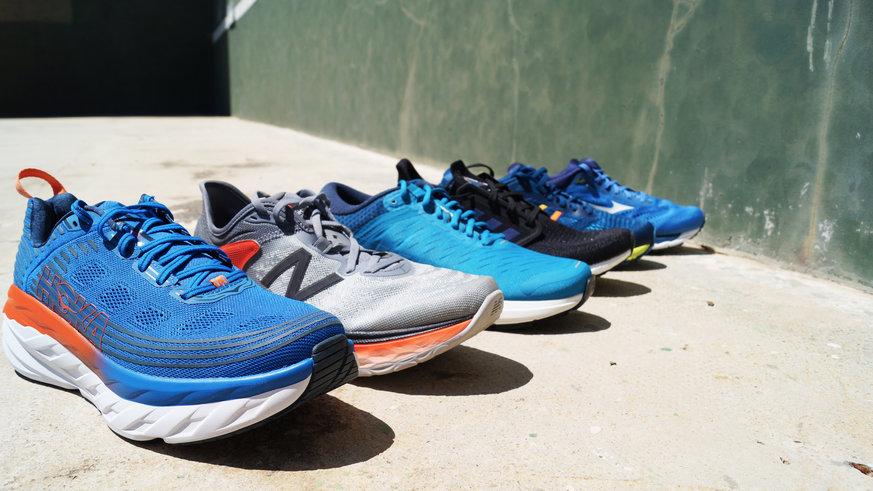Las mejores zapatillas de running para corredores pesados ...