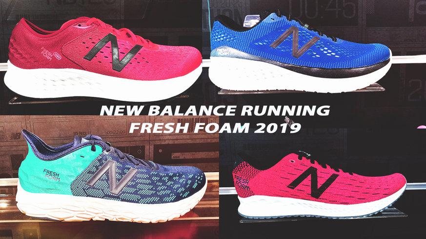 New Balance Fresh Foam zapatillas running ...