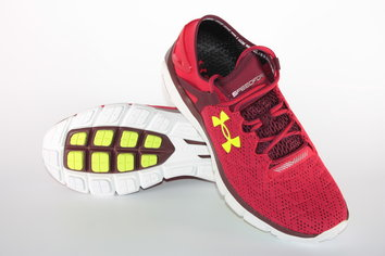 Constante evolución de Under Armour, con la tecnología Speedform