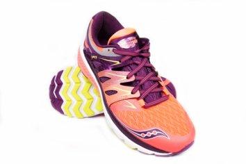 Las Saucony Zealot ISO 2 se presentan como unas zapatillas de entreno sorprendentemente ligeras