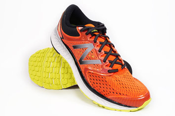 New Balance Fresh Foam 1080 v7 la zapatilla tope de gama de la marca de Boston