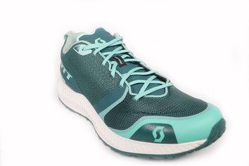 Unas zapatillas muy estables en las que el pie no se mueve.