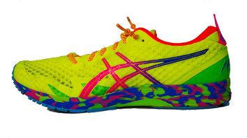 Elementos del triatlón para adaptar esta zapatilla también al running de asfalto