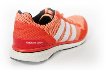 ¿Existe un sinónimo de ligereza? Si? ¡Adidas Adizero Adios 3!