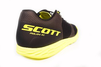 El eRide de Scott trabaja a la perfección, amortiguando y proporcionando un muy buen retorno de energía en nuestra pisada