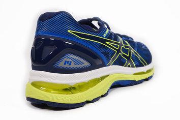 Zapatillas con una muy buena amortiguación, suave y progresiva