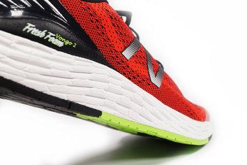 New Balance Fresh Foam Vongo v2, zapatilla para corredores de peso medio y pisada pronadora
