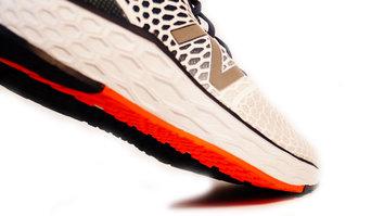 New Balance Fresh Foam Vongo v3 para corredores de peso medio-alto.