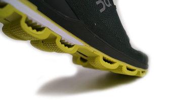 Sensaciones racing con una zapatilla rodadora