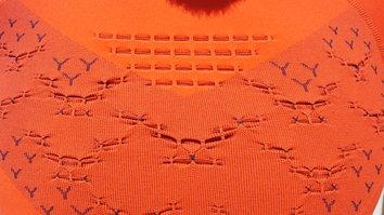 Materiales que se unen para garantizar elasticidad y un gran comportamiento térmico