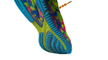 Una zapatilla rápida, pensada para corredores con un peso inferior a 80kg