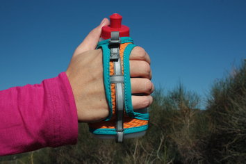 Un pequeño bidón, un gran sistema de hidratación