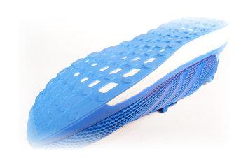 El Sterchweb es el caucho de producción propia de Adidas