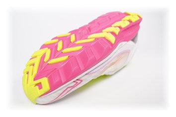 Una zapatilla con respuesta para corredores eficientes