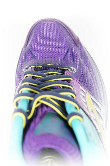 El único pero de las zapatillas, lo encontramos en las zapatillas.