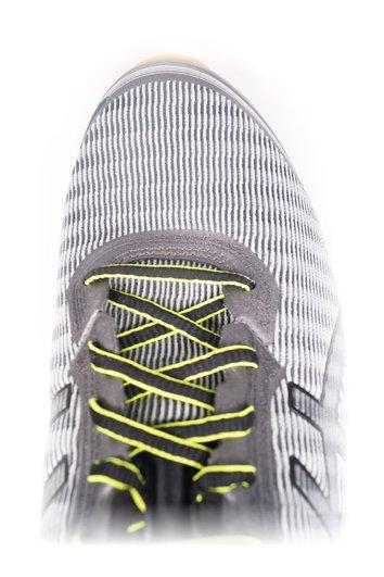 Zapatillas cómodas en su conjunto pero algo calurosas