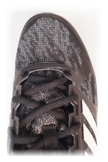 El upper ayuda a la estabilidad y soporte del resto de la zapatilla