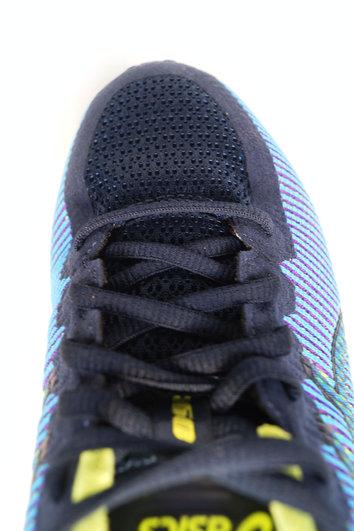 El Chameleiod Mesh cambia el color de la zapatilla según la luz que recibe.